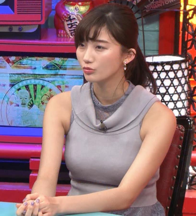 小倉優香 「水曜日のダウンタウン」でおっぱいを強調してたよキャプ・エロ画像4