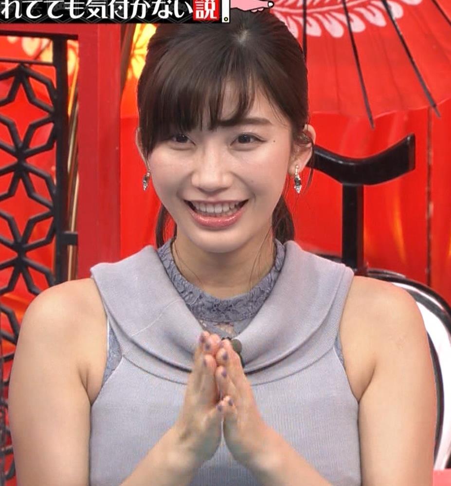 小倉優香 「水曜日のダウンタウン」でおっぱいを強調してたよキャプ・エロ画像7