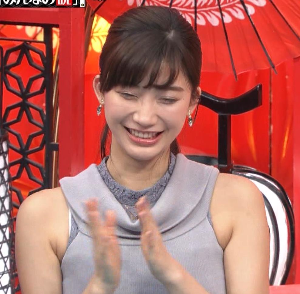 小倉優香 「水曜日のダウンタウン」でおっぱいを強調してたよキャプ・エロ画像9