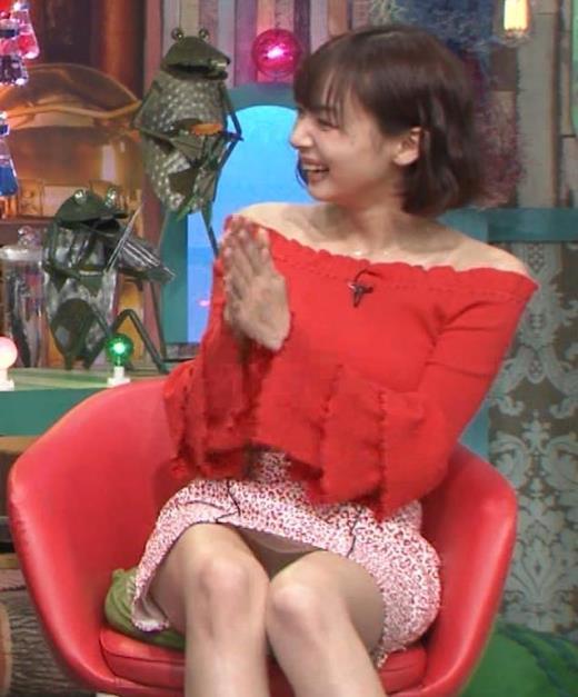 岡田紗佳 テレビで完全パンチラGIF動画ありキャプ画像(エロ・アイコラ画像)