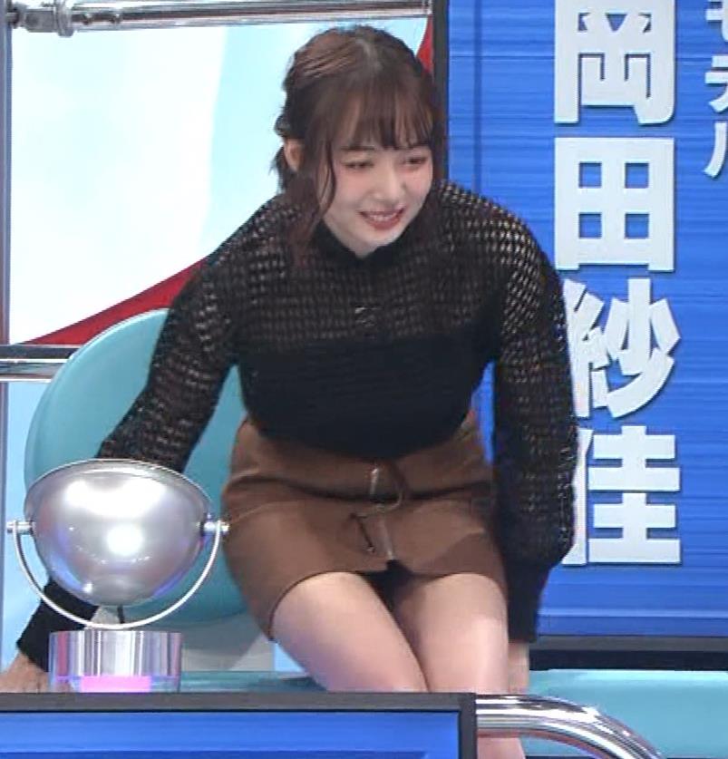 スカートの中が見える短すぎるミニスカートキャプ・エロ画像5