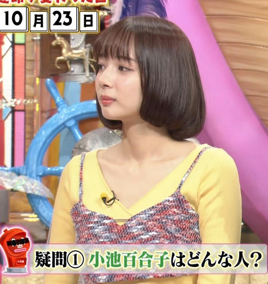 岡田紗佳 ミニスカ生足エロすぎるだろキャプ・エロ画像2