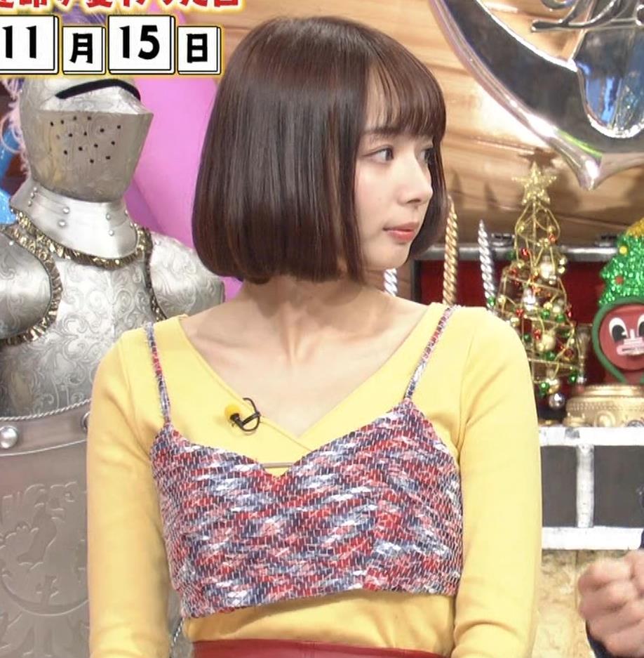 岡田紗佳 ミニスカ生足エロすぎるだろキャプ・エロ画像9
