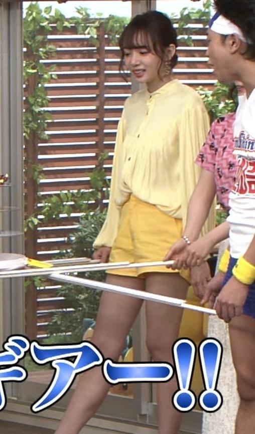 岡田さやか 脚がエロいキャプ・エロ画像6