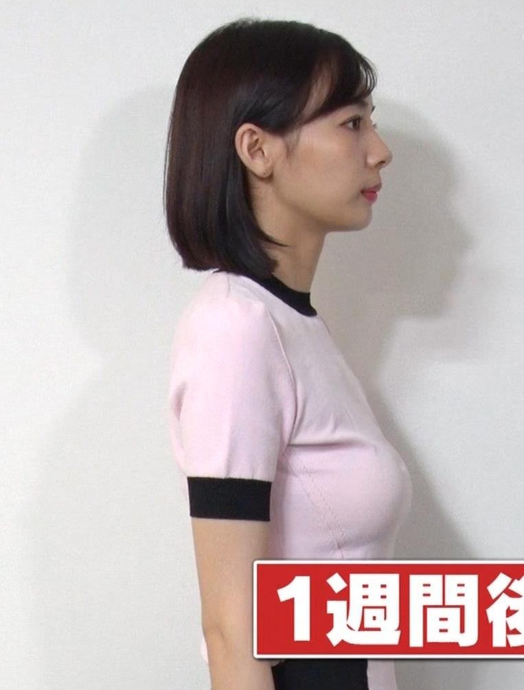 岡田紗佳 ピチT巨乳横乳キャプ・エロ画像2