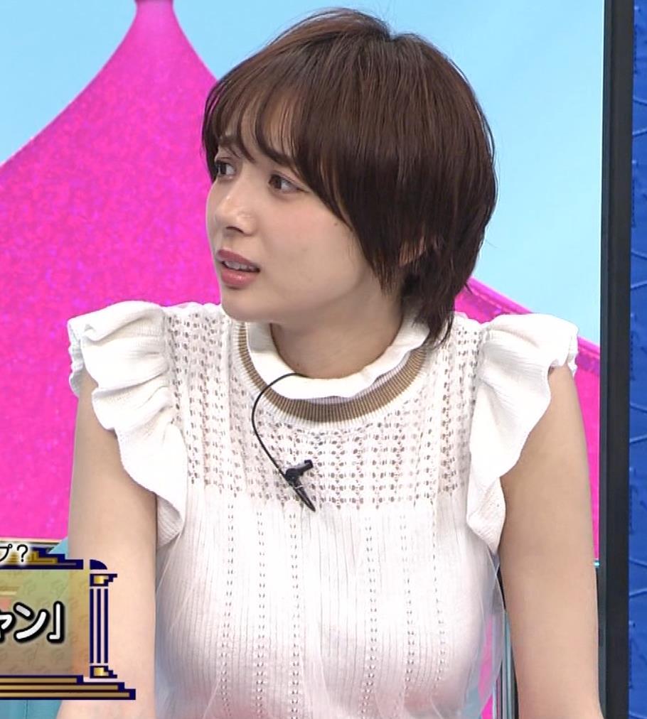 岡田紗佳 短パン太ももキャプ・エロ画像11