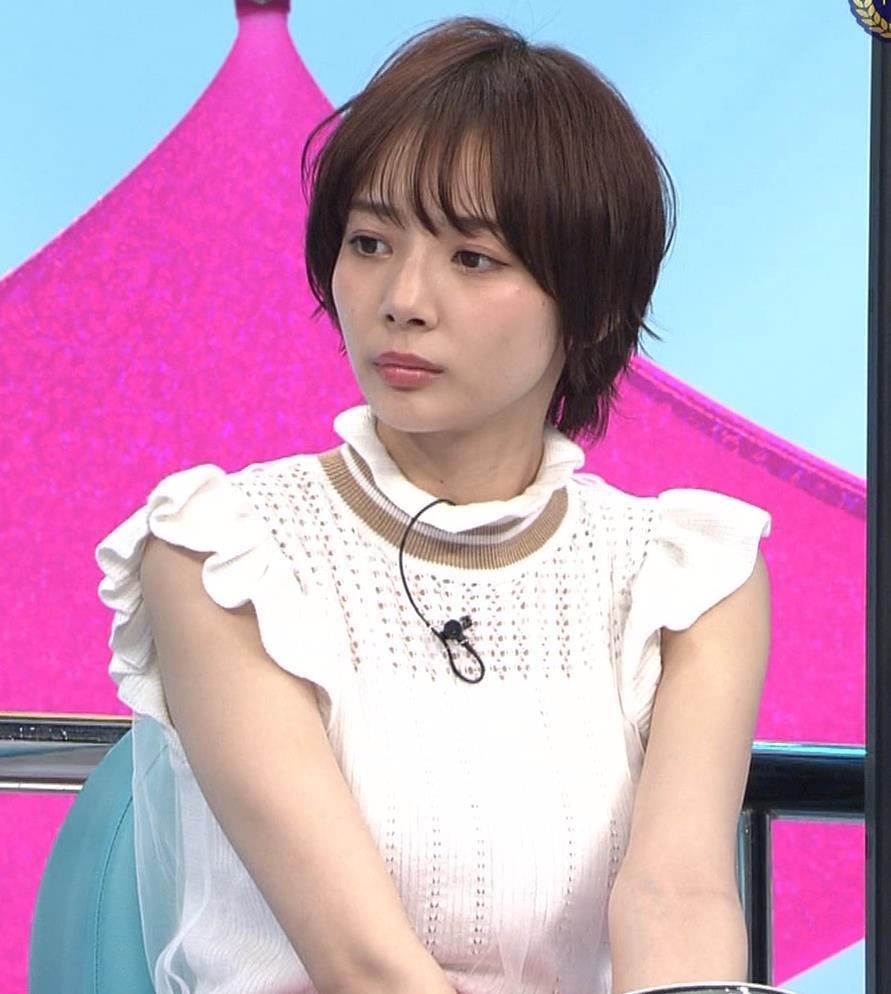 岡田紗佳 短パン太ももキャプ・エロ画像5