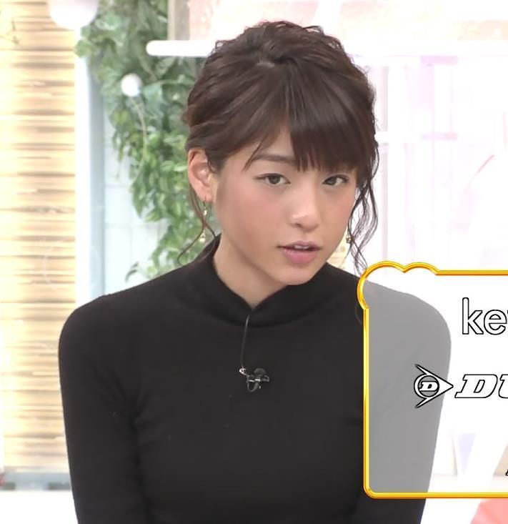 岡副麻希 パンツ見えそうな▼ゾーンだけど、脚が細すぎてエロくない…キャプ・エロ画像4