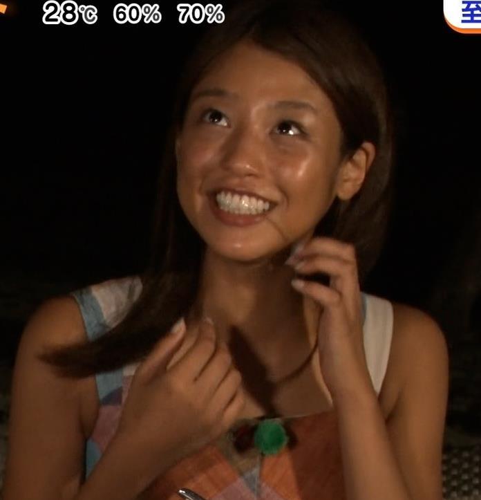 岡副麻希 今年は特に黒いような気がするキャプ・エロ画像14