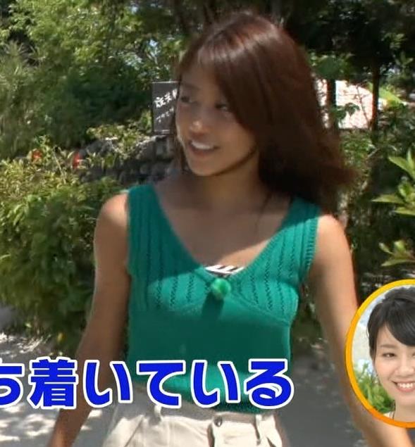 岡副麻希 今年は特に黒いような気がするキャプ・エロ画像4