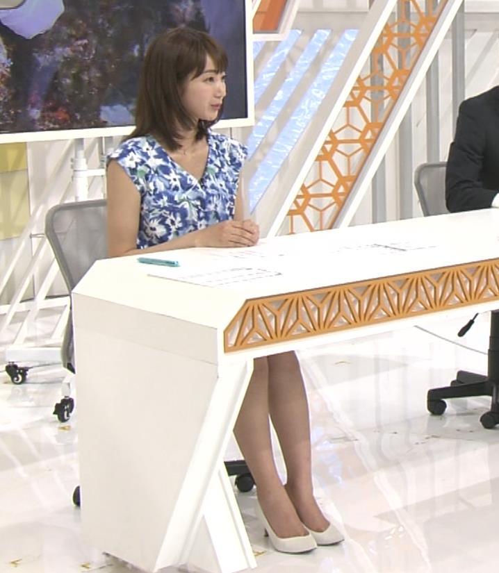 小野彩香 都落ち?福岡で夕方のニュースの司会してるキャプ・エロ画像3