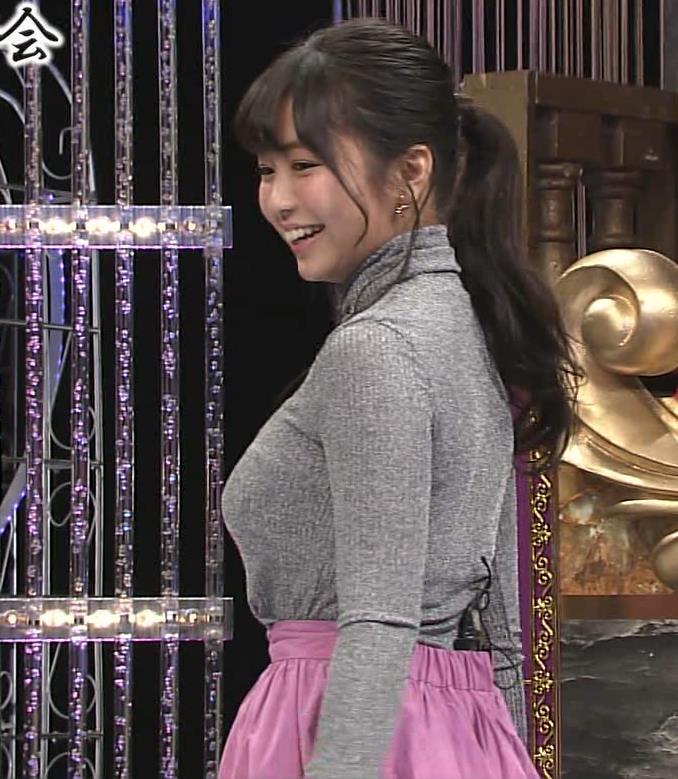 大原優乃 元Dream5の巨乳ニット&セーラー服&ビキニおっぱいキャプ・エロ画像