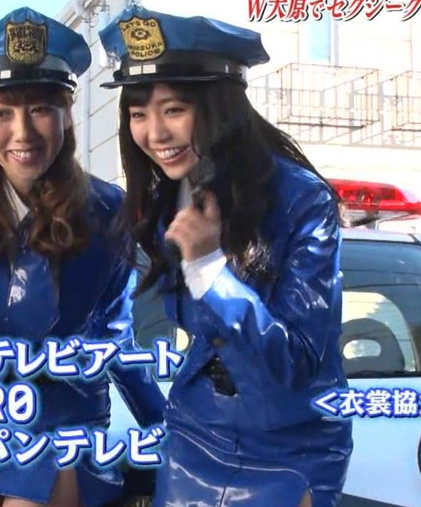 大原優乃 元Dream5の巨乳ニット&セーラー服&ビキニおっぱいキャプ・エロ画像22