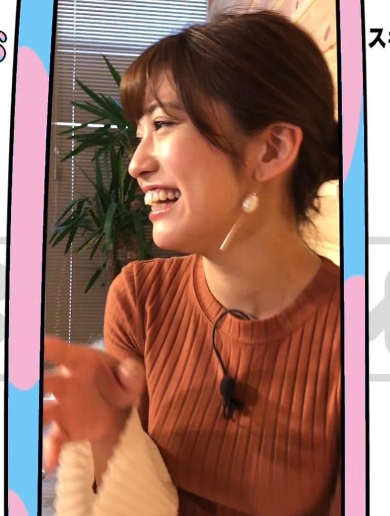 大澤玲美 グラドルのニットおっぱい♡キャプ・エロ画像12
