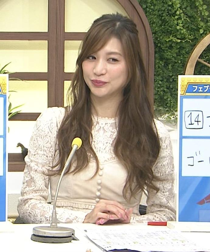 大島麻衣 競馬BEATキャプ・エロ画像5