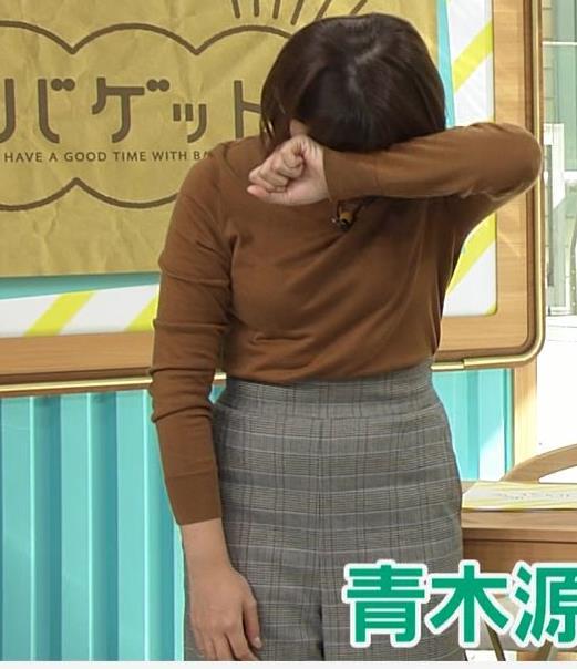 尾崎里紗アナ ムッチリ系女子アナキャプ・エロ画像6