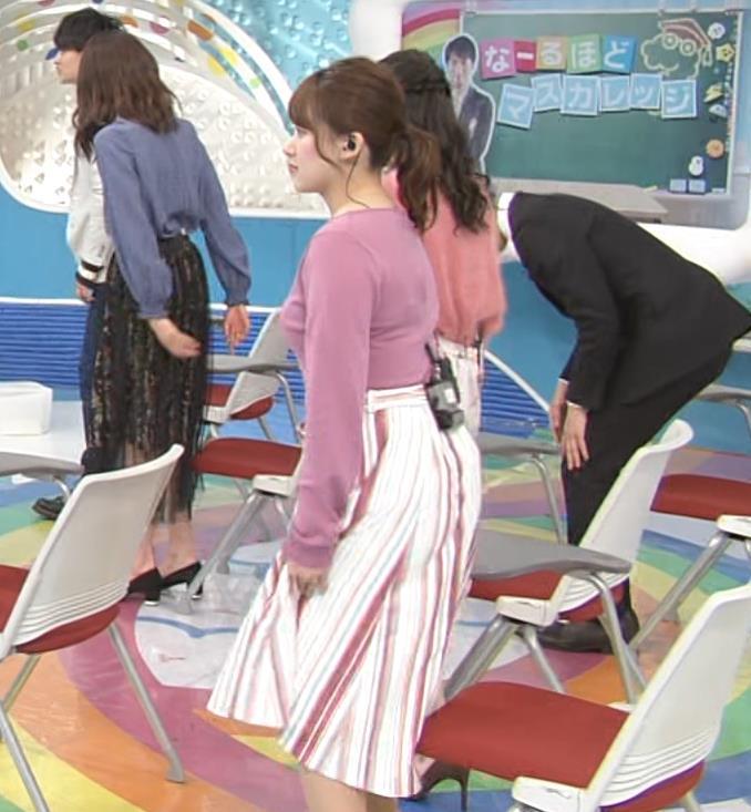 尾崎里紗アナ とおっぱいキャプ・エロ画像4