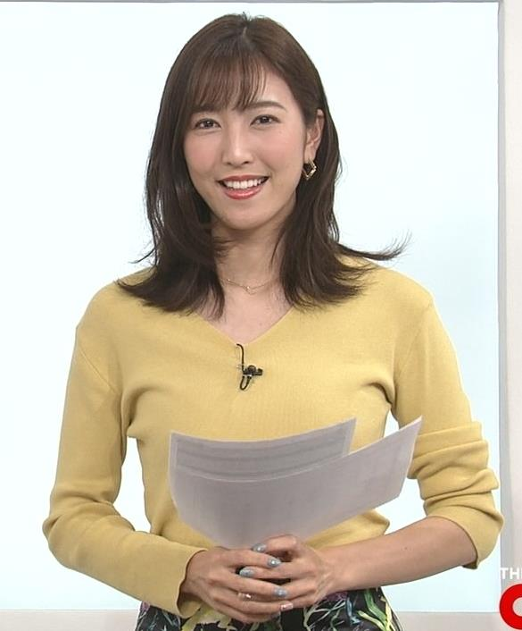 小澤陽子アナ 美人巨乳女子アナキャプ・エロ画像2