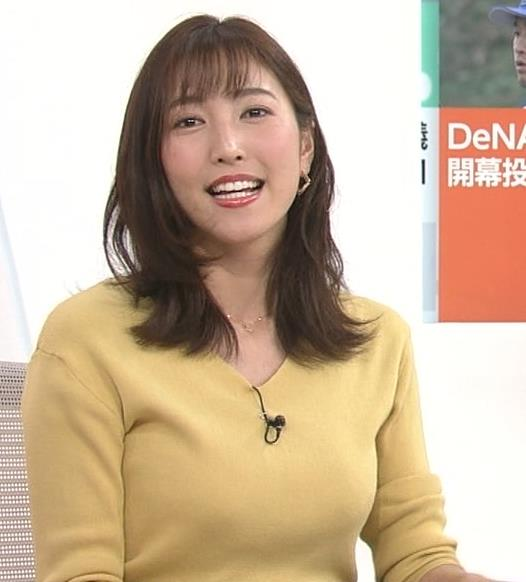 小澤陽子アナ 美人巨乳女子アナキャプ・エロ画像6