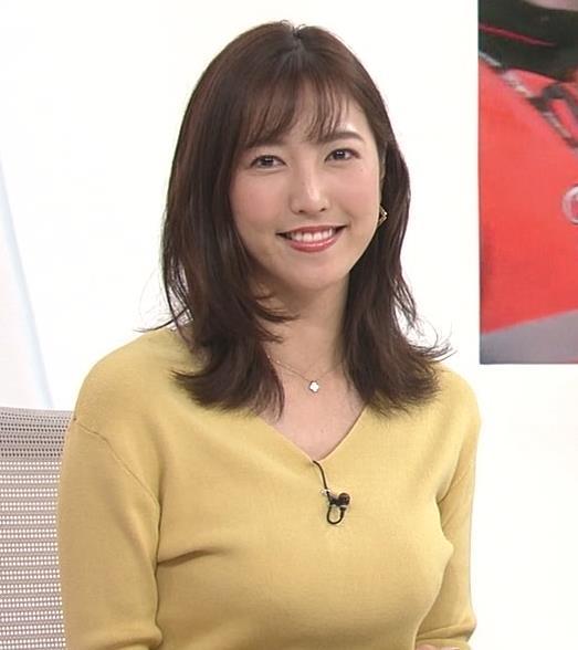 小澤陽子アナ 美人巨乳女子アナキャプ・エロ画像7