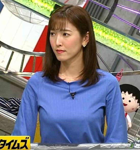 小澤陽子アナ お胸が大きい女子アナキャプ・エロ画像3