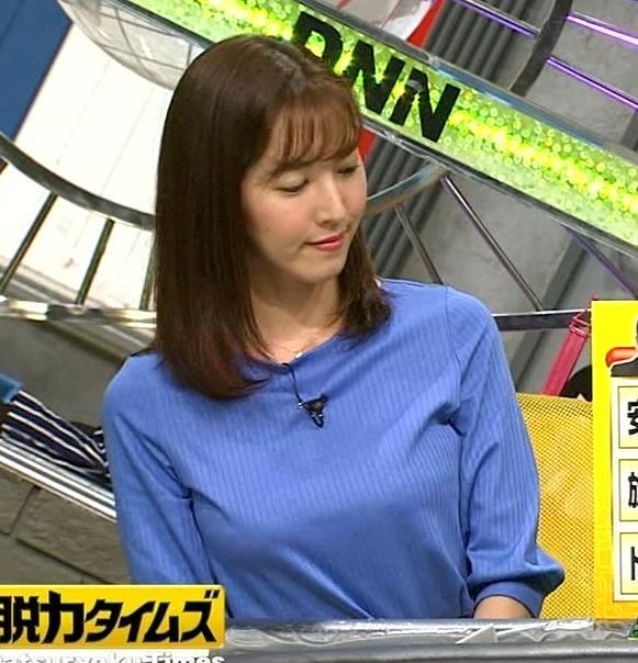 小澤陽子アナ お胸が大きい女子アナキャプ・エロ画像4