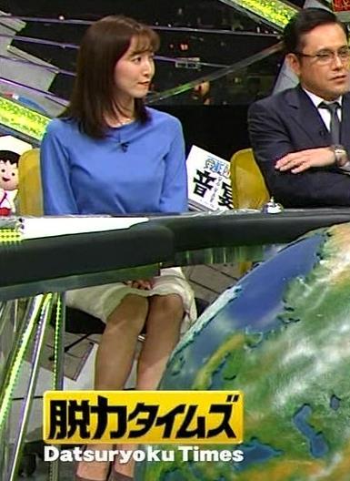 小澤陽子アナ お胸が大きい女子アナキャプ・エロ画像6