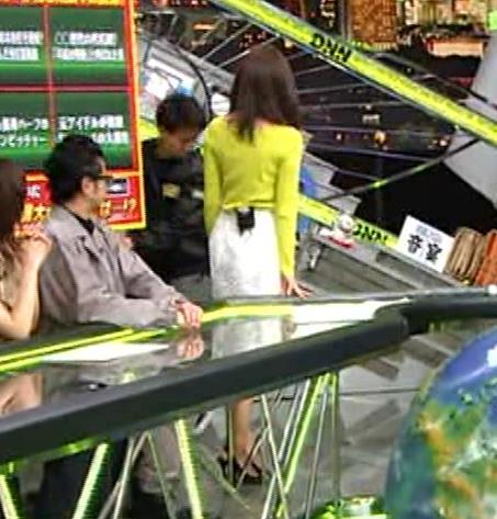 小澤陽子アナ 巨乳ニット&ミニスカ太もも。フェロモン系女子アナキャプ・エロ画像14
