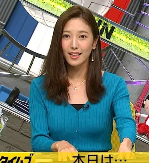 小澤陽子アナ エロいおっぱいしてるキャプ・エロ画像