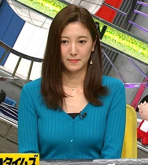 小澤陽子アナ エロいおっぱいしてるキャプ・エロ画像8