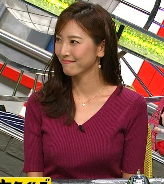 小澤陽子アナ エロい舌出しキャプ・エロ画像12