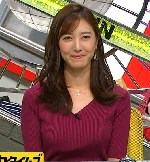 小澤陽子アナ エロい舌出しキャプ・エロ画像13