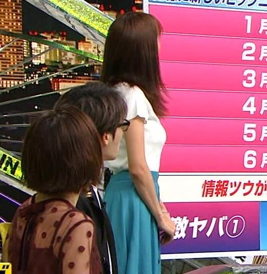 小澤陽子アナ デカい横乳画像たくさんキャプ・エロ画像4