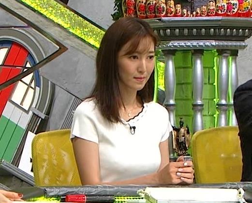 小澤陽子アナ デカい横乳画像たくさんキャプ・エロ画像10