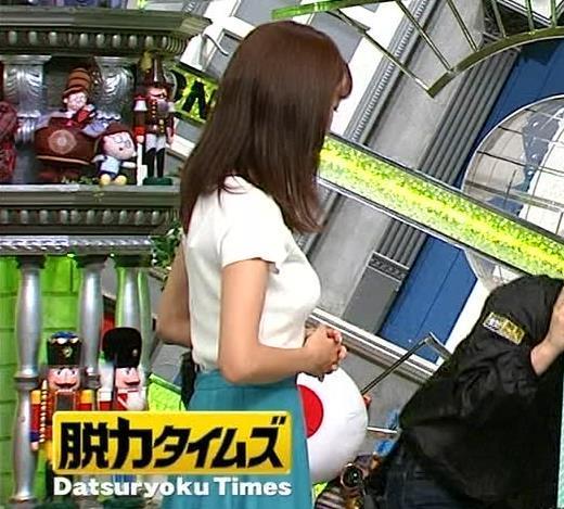 小澤陽子 デカい横乳画像たくさんキャプ画像(エロ・アイコラ画像)