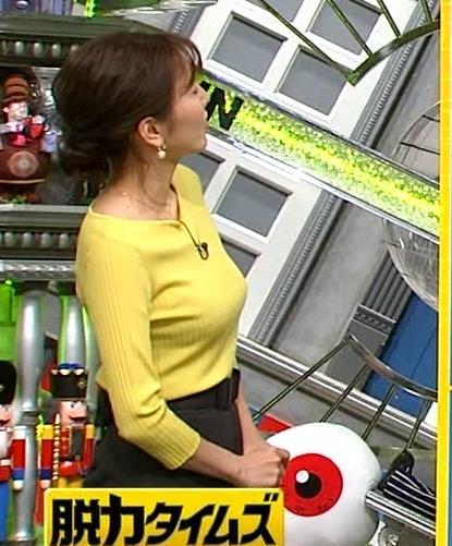 小澤陽子アナ 美人でいつもエロい女子アナキャプ・エロ画像