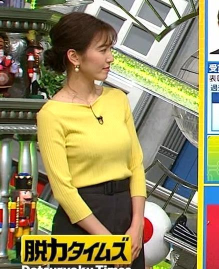 小澤陽子アナ 美人でいつもエロい女子アナキャプ・エロ画像3