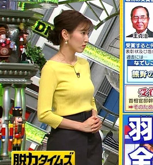 小澤陽子アナ 美人でいつもエロい女子アナキャプ・エロ画像5