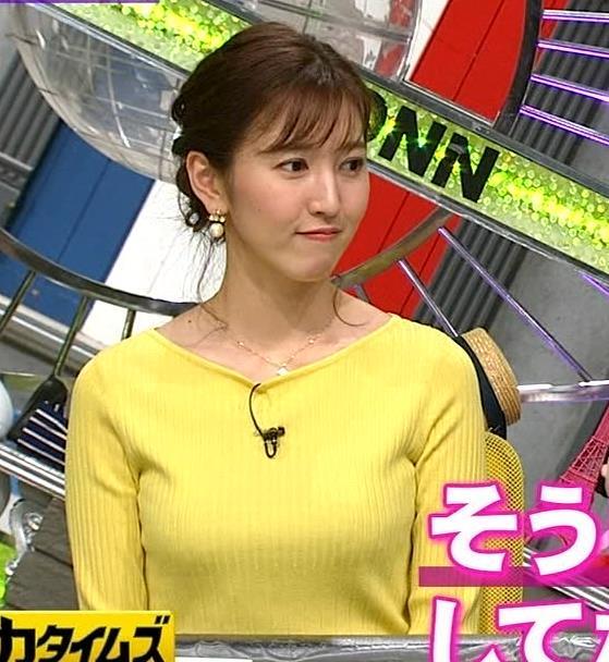 小澤陽子アナ 美人でいつもエロい女子アナキャプ・エロ画像8