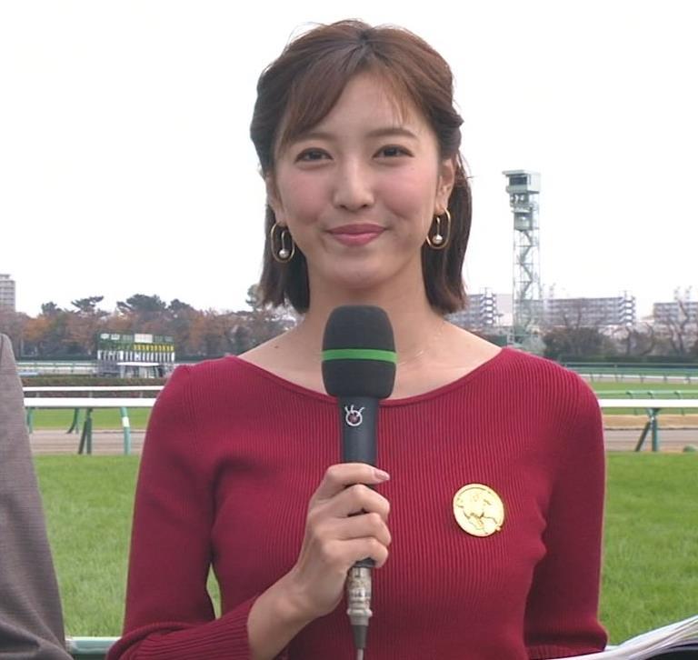小澤陽子アナ にっとおっぱいキャプ・エロ画像