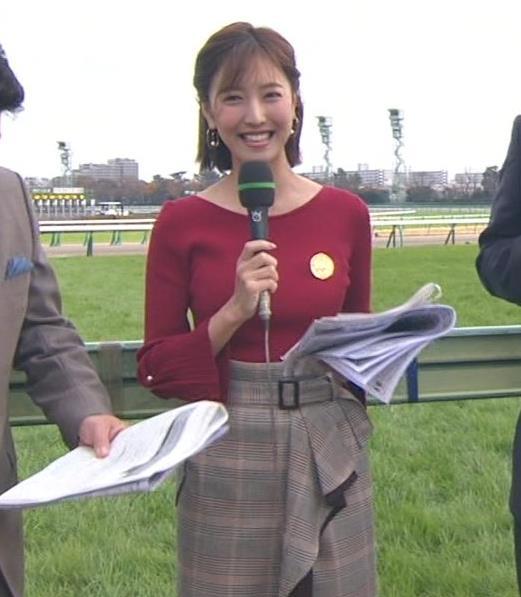 小澤陽子アナ にっとおっぱいキャプ・エロ画像2