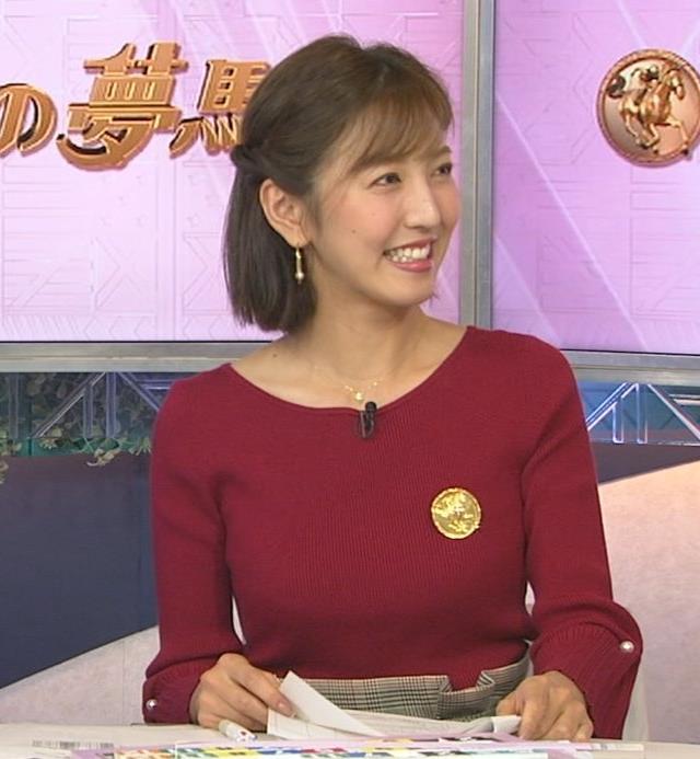 小澤陽子アナ にっとおっぱいキャプ・エロ画像3