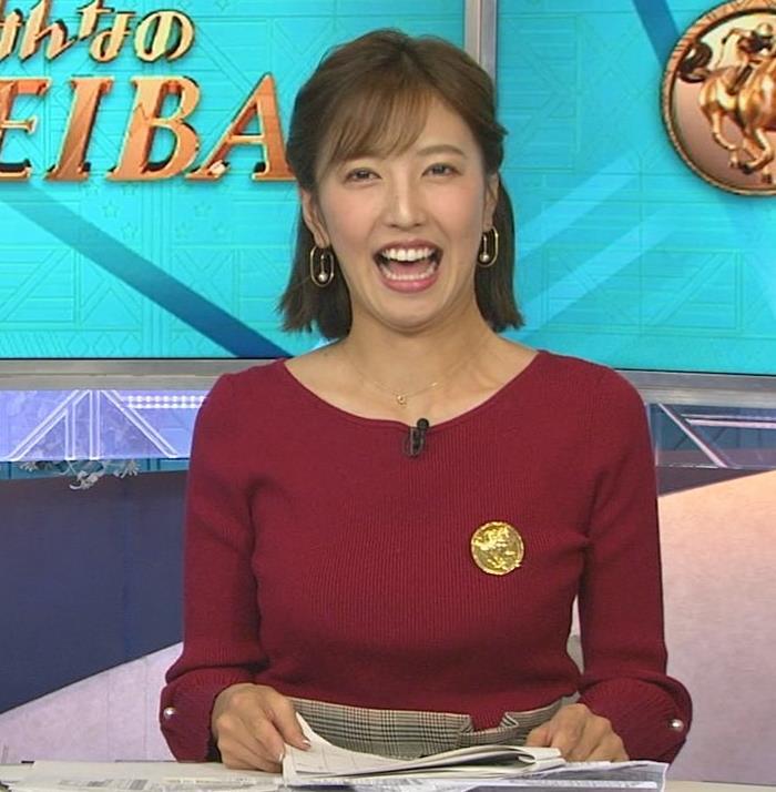 小澤陽子アナ にっとおっぱいキャプ・エロ画像4