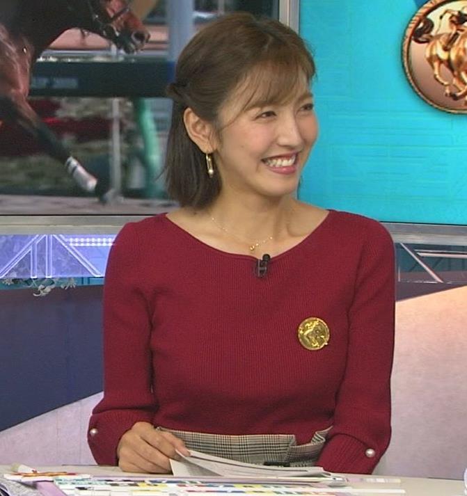小澤陽子アナ にっとおっぱいキャプ・エロ画像5