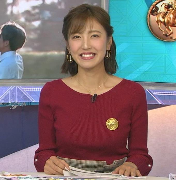 小澤陽子アナ にっとおっぱいキャプ・エロ画像6