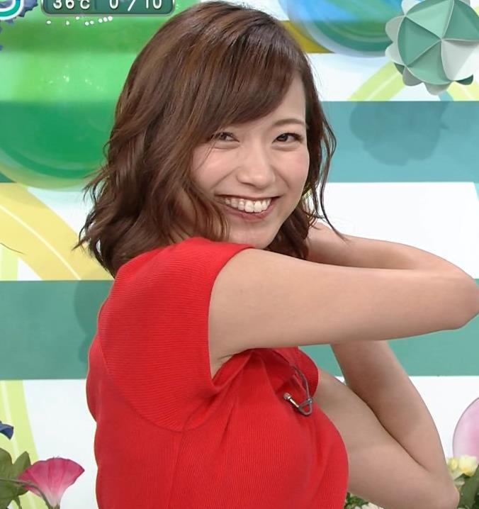 斎藤真美アナ タイトな服でエロいおっぱいキャプ・エロ画像20