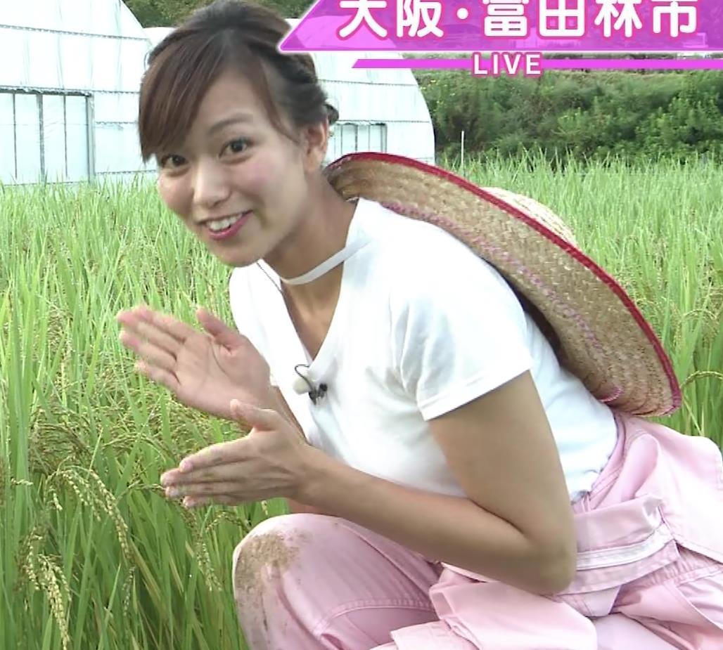 斎藤真美アナ 美人アナのTシャツおっぱいキャプ・エロ画像17