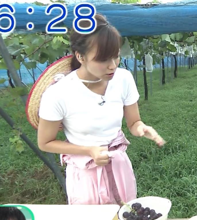 斎藤真美アナ 美人アナのTシャツおっぱいキャプ・エロ画像19