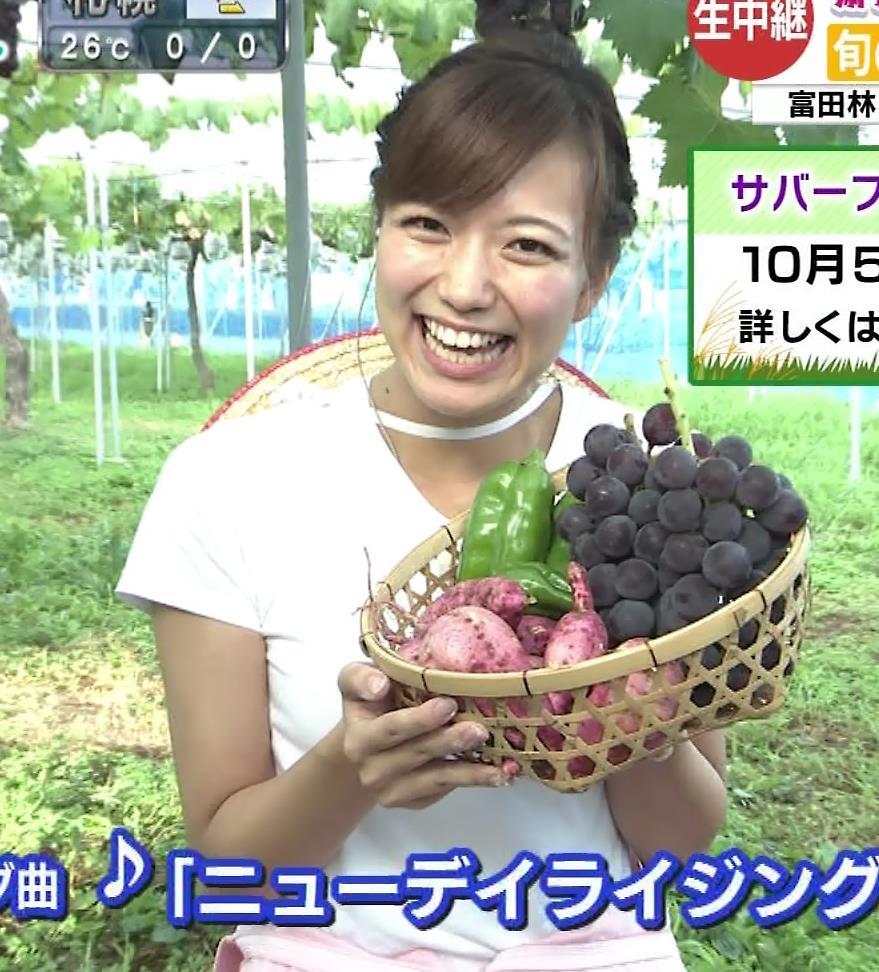 斎藤真美アナ 美人アナのTシャツおっぱいキャプ・エロ画像20