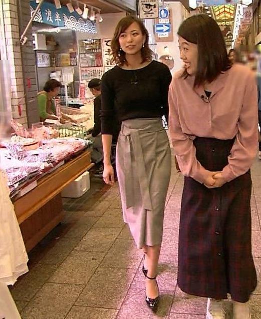 斎藤真美アナ 突き出したおっぱいがエロいニットキャプ・エロ画像5